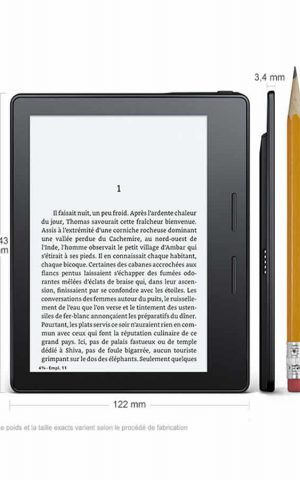 Kindle Oasis - Français