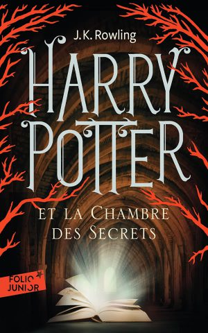 Harry Potter Tome 2 : La Chambre des Secrets